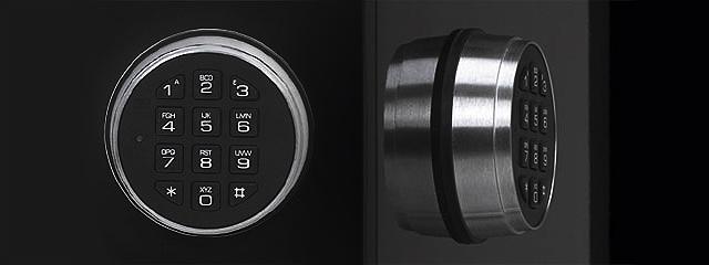 قفل دیجیتال رمزی